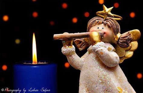weihnachtskarte mit engel das m 228 dchen spielt eine fl 246 te