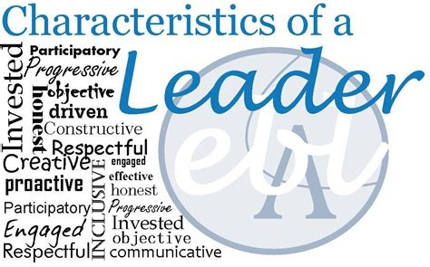 the characteristics of leadership the tribe
