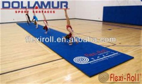 china flexi roll dollamur style grappling mat