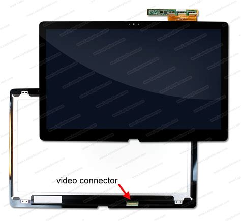 Lcd Monitor Sony Vaio screen for sony vaio svf15nb1gl replacement laptop lcd