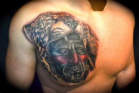ancient warrior tattoo designs mayan tattoos designs ideas and meaning tattoos for you