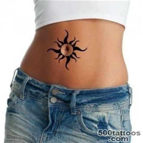 small belly button tattoos belly button tattoos designs ideas meanings images