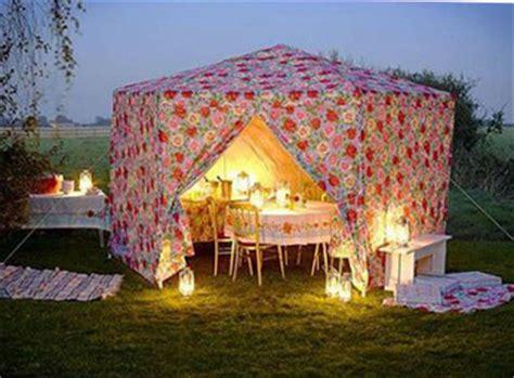 Tenda Dum Dreamy Summer Wedding Ideas