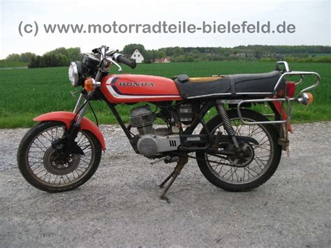 Honda Motorrad Ersatzteile De by Honda Cb50j Motorradteile Bielefeld De