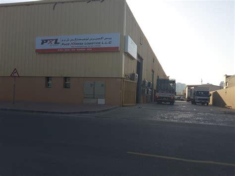 pace xpress logistics air cargo services in al qusais industrial 5 dubai
