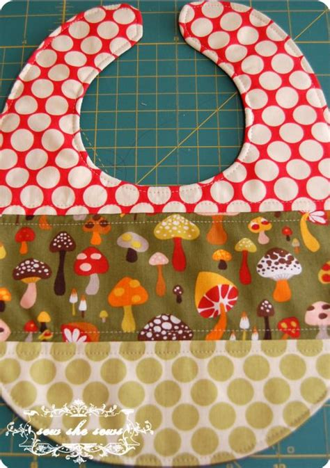 Quilted Patchwork Bib Pattern And Tutorial Sew She Sews S - quilted patchwork bib pattern and tutorial sew patterns