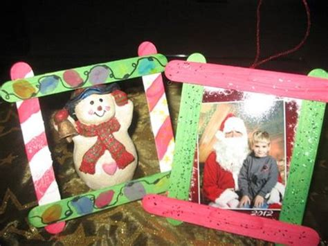 christmas ornaments to make with oreschool boy craft ideas lattes