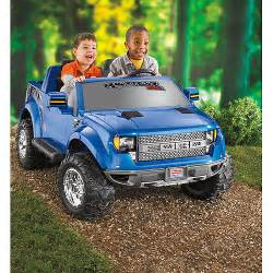 Power Wheels Battery For An F150 Truck Fisher Price Power Wheels Ford F 150 Raptor 12 Volt