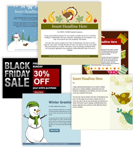 vertical response email templates free thanksgiving email header images and buttons