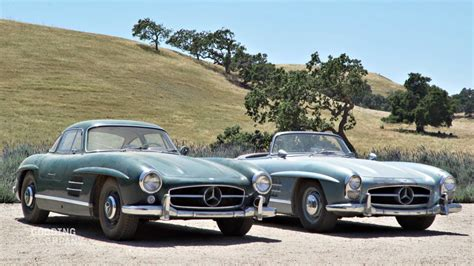 1955 mercedes 300 sl revealed 1955 mercedes 300 sl gullwing 1957
