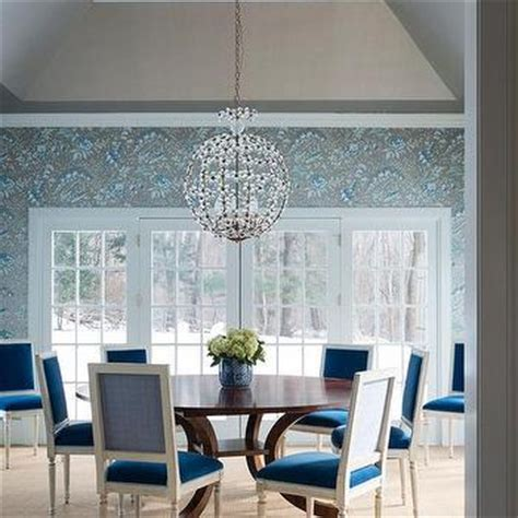 peacock blue dining room dining table seats 8 transitional dining room