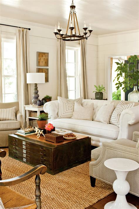 southern style living rooms 106 living room decorating ideas southern living