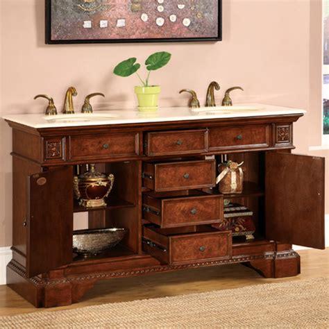 Solid Brass Kitchen Faucet 60 inch silda vanity 60 quot double vanity 60 double