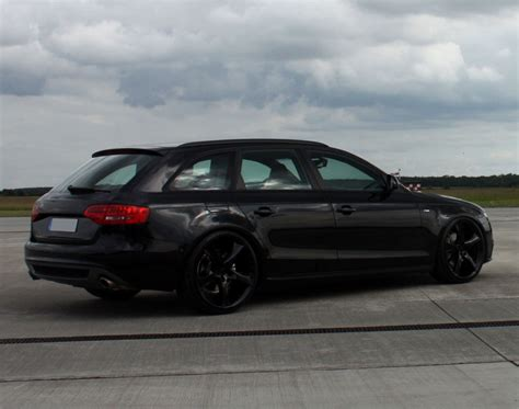 audi wagon black avus audi a4 avant black arrow photo 1 7056