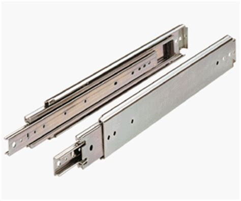 Drawer Hardware by Drawer Slide Extension 22 In Heavy Duty 500 Lb