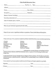 Business Information Form Template by Business Information Form Template 7 Popular Sles