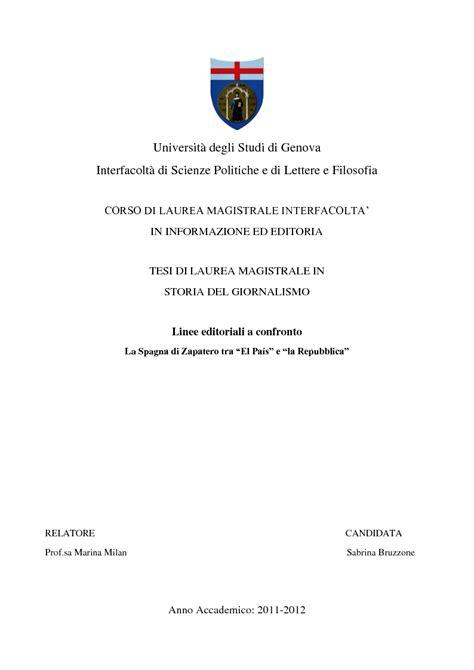 universit 224 degli studi di genova interfacolt 224 di scienze