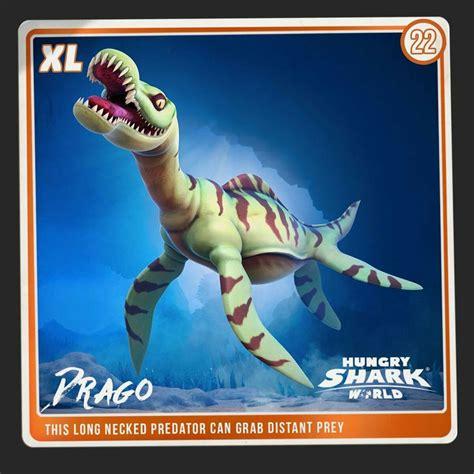 pliosauro shark underwater creatures cartoon dinosaur