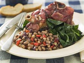 new year meal new year s food tradition black eyed peas and greens