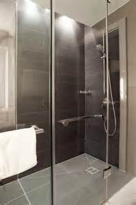glass bathroom design modern glass shower divider and door for small and large