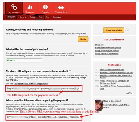 mobile layout wordpress plugin forumo mobile payment wordpress plugin by drcsystems