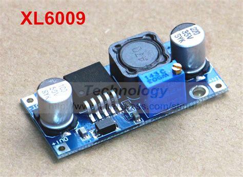 Xl6009 Adjustable Dc Dc Step Up Boost Module free shipping 1pcs dc dc adjustable step up boost power converter dcdc module xl6009 replace