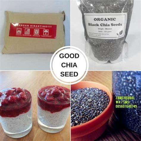 Organik Chia Seed 1 jual chia seed import organik dan murah zams herbalist