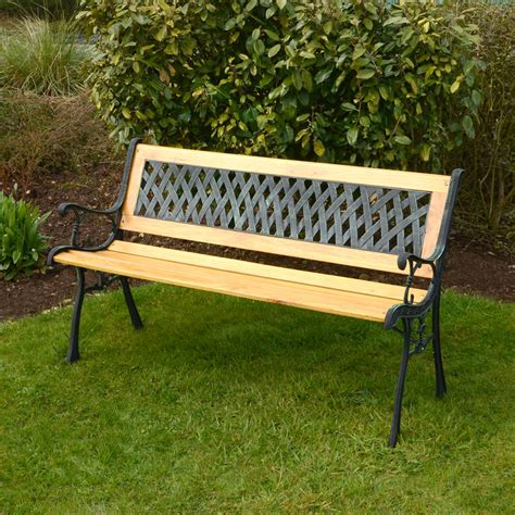 outdoor bench legs bute beautiful 3 seat wooden garden bench with cast iron