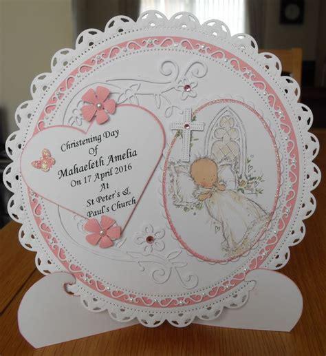 Christening Handmade Cards - 17 best ideas about handmade christening cards on