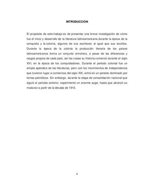Literatura colonial y la independencia icontec