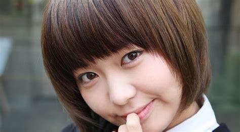 Jepit Rambut Kecil Korea mengintip gaya rambut wanita korea