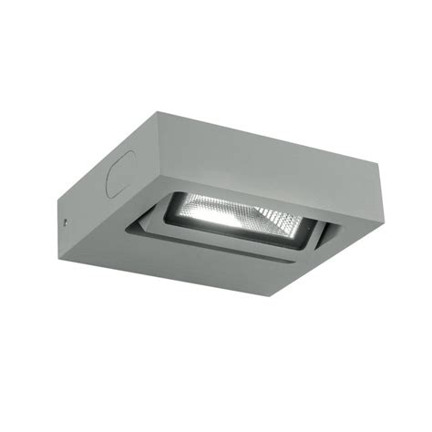 applique esterno led led beta ap1 applique a led orientabile 180 per esterno