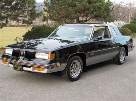 supreme for sale 1987 oldsmobile 442 cutlass supreme for sale 1807599