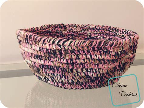 crochet pattern yarn bowl aka ugly yarn bowl divine debris