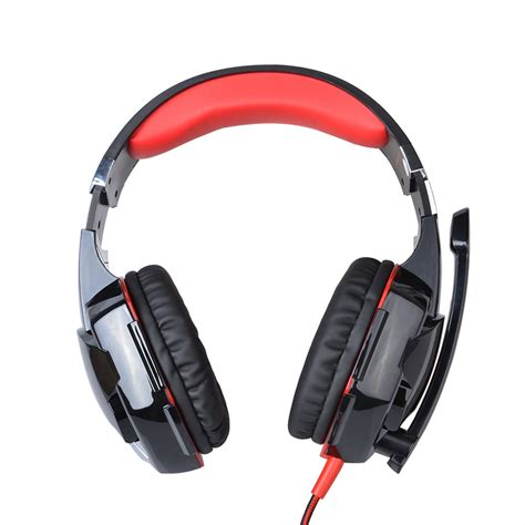 Headset Gaming Kotion Each G2000 3 5mm With Led kotion each g2000 gaming headset led usb 3 5mm surround stereo headphone mic ebay