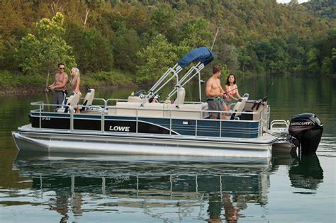 pontoon boats for sale in ludington mi 2016 new lowe sf234 sport fish pontoon boat for sale