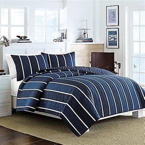 nautica comforters discontinued nautica 174 knots bay standard pillow sham in navy bed bath