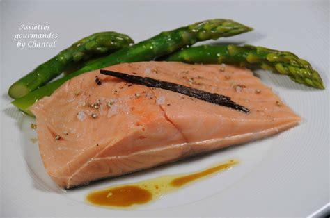 saumon sous vide basse temp 233 rature vinaigrette au soja et