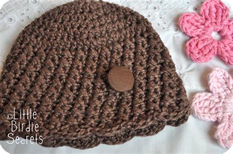 baby hats free patterns free crochet baby hat patterns