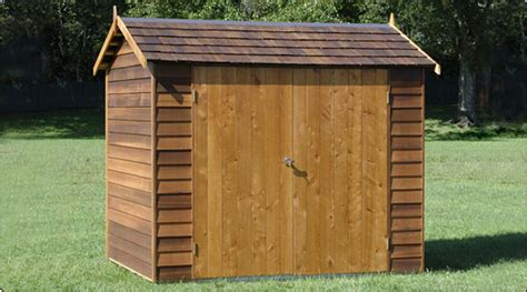 Wooden Sheds Nz by Cedar Astor Garden Shed Wooden Sheds Auckland
