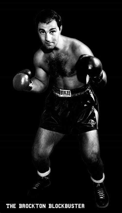 Rocky Marciano - Pro Boxer
