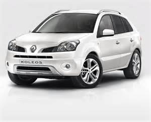 Renault Koleos 2010 2010 Renault Koleos White Edition Picture 318940 Car