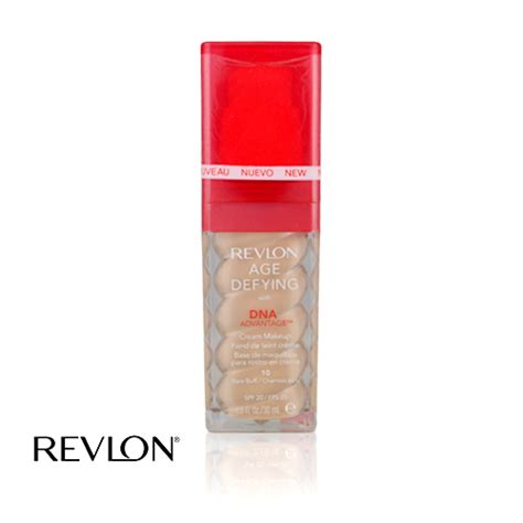 Revlon Age Defying revlon age defying foundation with dna 10 bare buff