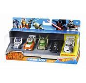 Mattel Readies The Force Awakens Hot Wheels