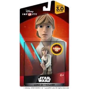 Disney Infinity Luke Skywalker Walmart Adds Luke Skywalker Light Fx Figure Preorder Now