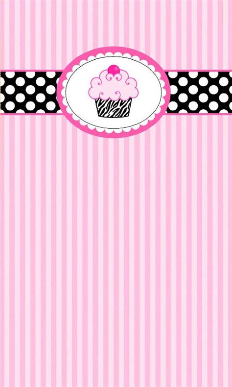 girly cupcake wallpaper pinterest the world s catalog of ideas