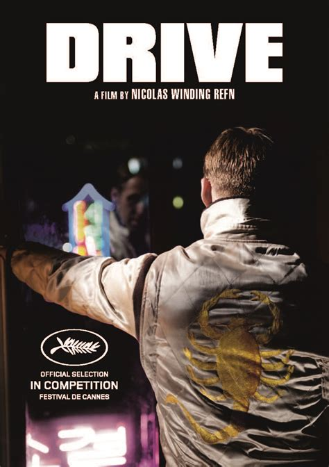 drive poster drive movie images and poster collider