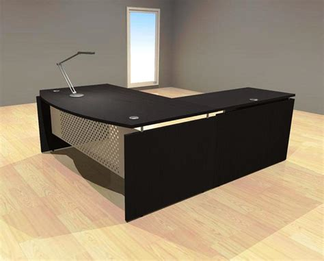 Shaped Desks L Shaped Executive Desk Style Desk Design Best L Shaped Executive Desk Ideas