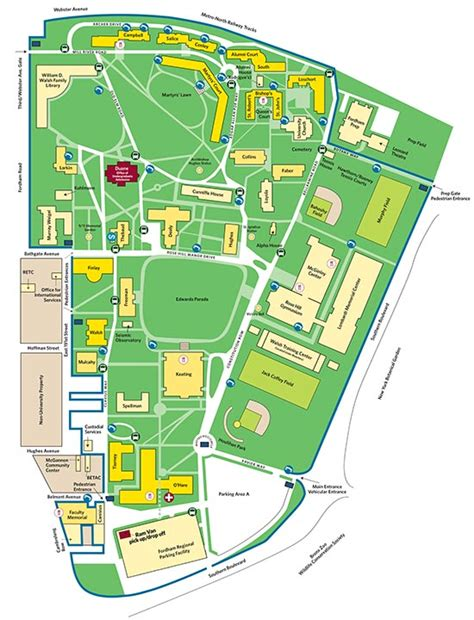 Fordham Pre Mba Tuition by Senator Klein Fordham President Mcshane And Bronx