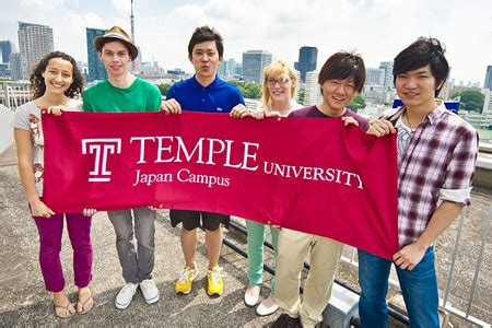 Temple Executive Mba Cost by Temple Japan Coming Back Strong News From Tuj